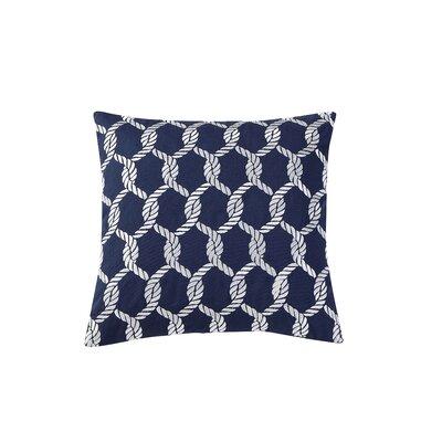 Stantonsburg Montauk Embroidered Decorative Throw Pillow