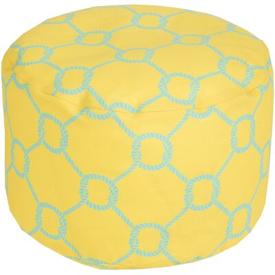 Colleton Rope Trellis Pouf
