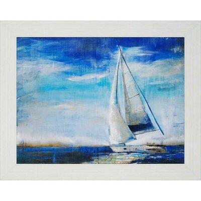 'Sail Away' Framed Painting Print