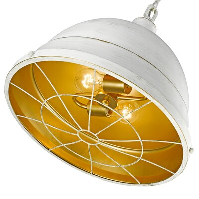 Catamaran 2-Light Foyer Mini Pendant