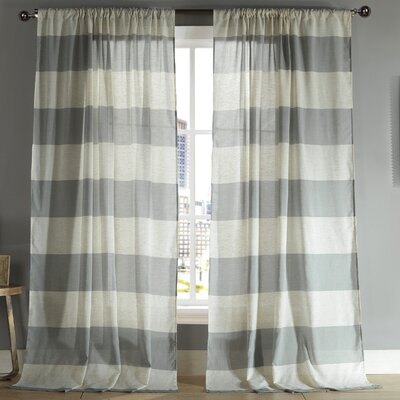 Breakwater Bay Kennebec Curtain Panels