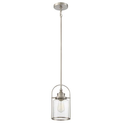 Breakwater Bay Lafitte 1 Light Mini Pendant