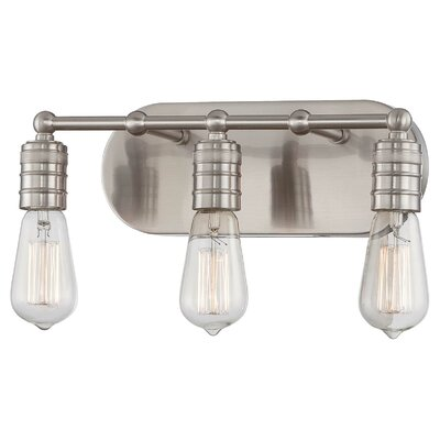 Breakwater Bay Roselawn 3 Light Vanity Light