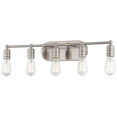 Roselawn 5-Light Vanity Light