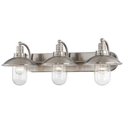 Roselawn 3-Light Vanity Light
