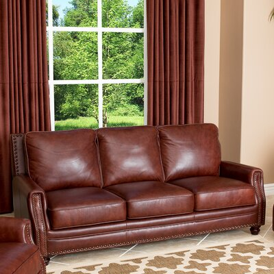 Granata Leather Sofa