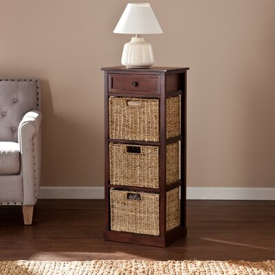 Halsey 3-Basket Storage Tower
