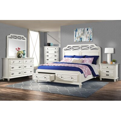 Waddell Panel Customizable Bedroom Set