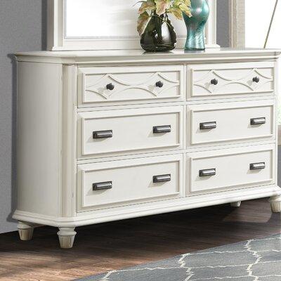 Waddell 6 Drawer Dresser
