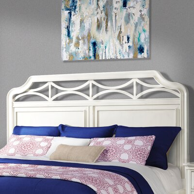 Waddell Panel Headboard Size: King