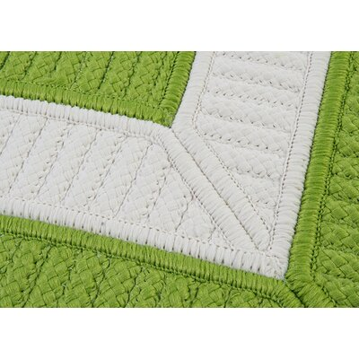 Kenton Green Indoor/Outdoor Area Rug Rug Size: Square 8