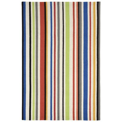Orinda Hand-Tufted Indoor/Outdoor Area Rug Rug Size: 36 x 56