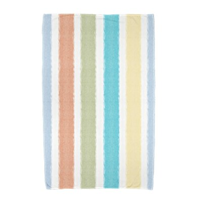 In the Sun Beach Towel Color: Light Blue