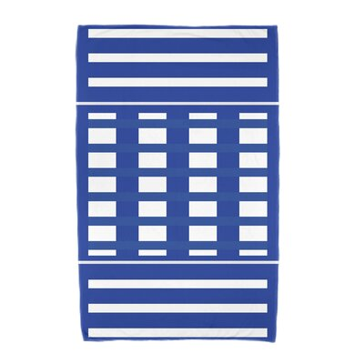 Blanket Beach Towel Color: Blue