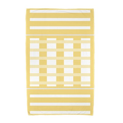 Blanket Beach Towel Color: Yellow