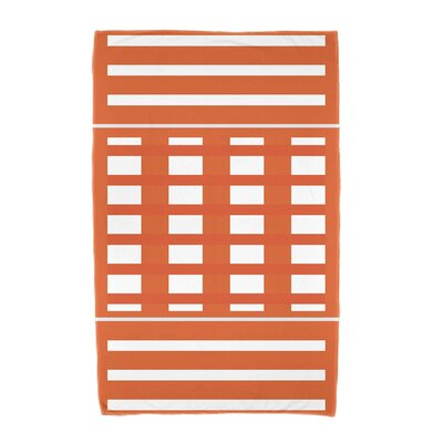 Blanket Beach Towel Color: Orange