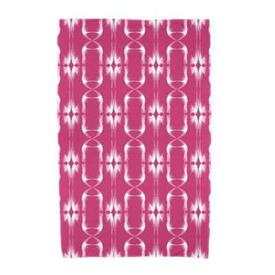Summer Picnic Beach Towel Color: Pink