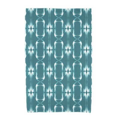 Summer Picnic Beach Towel Color: Teal