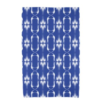 Summer Picnic Beach Towel Color: Blue