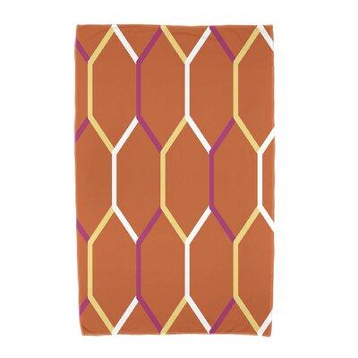 Cool Shades Beach Towel Color: Orange