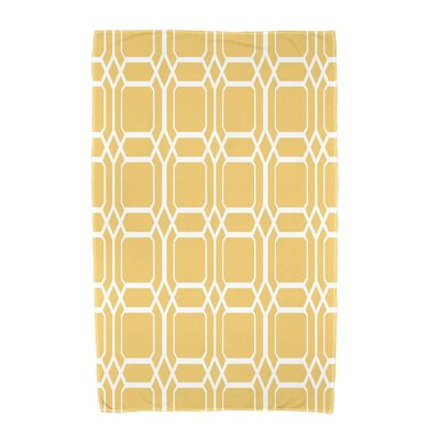 O the Fun Beach Towel Color: Yellow