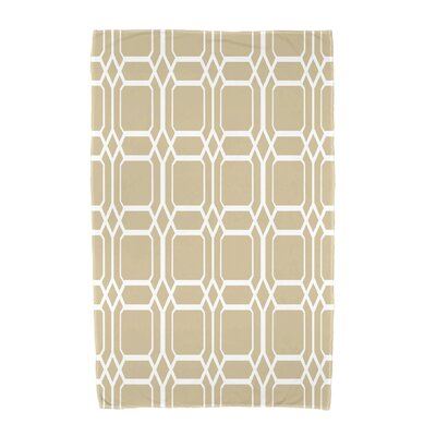O the Fun Beach Towel Color: Taupe
