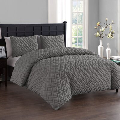 Breakwater Bay Northport 3 Piece Duvet Set