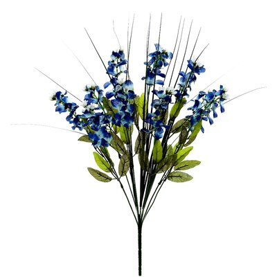 Bonnet Bush Flowers (Set of 6)