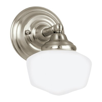 Breakwater Bay Northport 1 Light Bath Sconce