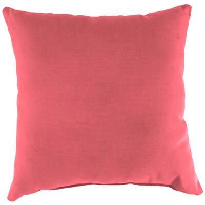 Truxton Outdoor Throw Pillow Fabric: Fresco Melon
