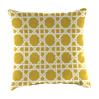 Truxton Outdoor Throw Pillow Fabric: Kane Soliel