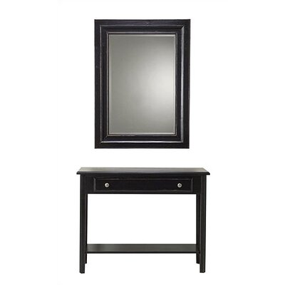 Lucia 46 HIgh Mirror and Console Set