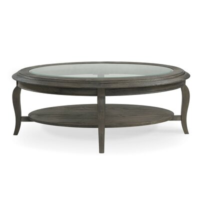 Rannie Oval Coffee Table