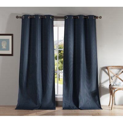 Breakwater Bay Newport Blackout Curtain Panel
