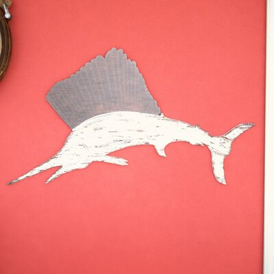 Sailfish Wall Décor