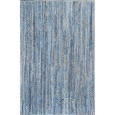 Cady Blue Area Rug Rug Size: 4 x 6