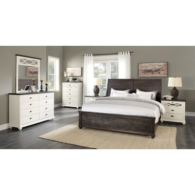 Hanford Panel Customizable Bedroom Set