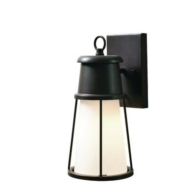 Breakwater Bay Jay 1 Light Wall Lantern
