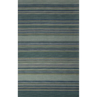 Sand Hill Wool Hand-Tufted Area Rug Rug Size: 9 x 13