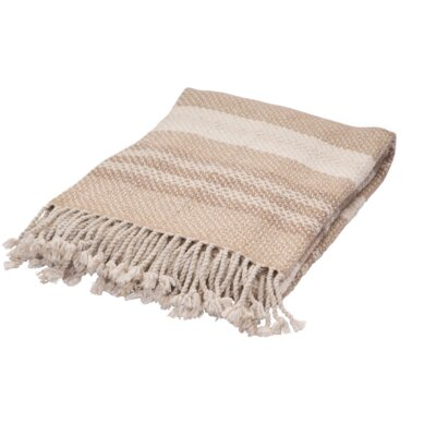 Breakwater Bay Sussex Shores Wool Throw