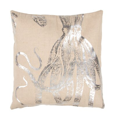 Breakwater Bay Swanwyck Coastal Throw Pillow