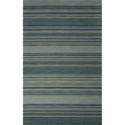Sand Hill Wool Hand-Tufted Area Rug Rug Size: 8 x 10