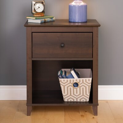 Pembrooke 1 Drawer Nightstand BCHH7720 41920239