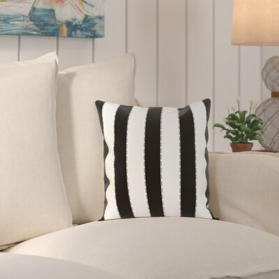 Keyport Throw Pillow Size: 18 H x 18 W x 2 D
