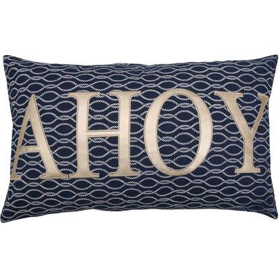 Bristol Ridge Cotton Lumbar Pillow