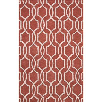 Bering Red / Ivory Area Rug