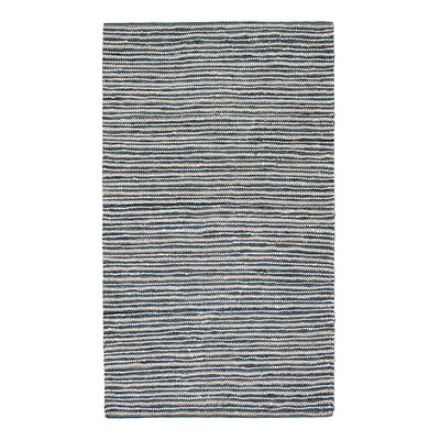 Garrisons Hand-Woven Multi Area Rug Rug Size: 5 x 7