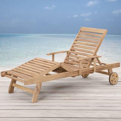Edgemoor Outdoor Chaise Lounge