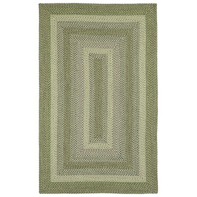 Partridge Celery Indoor/Outdoor Area Rug Rug Size: 9 x 12