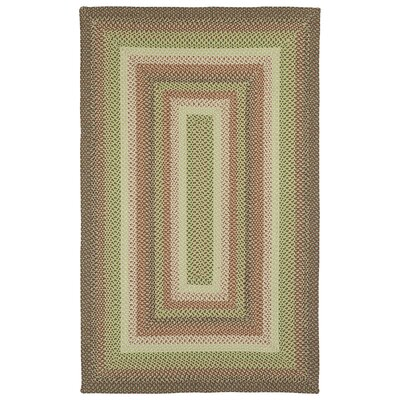 Partridge Green Indoor/Outdoor Area Rug Rug Size: Rectangle 3 x 5